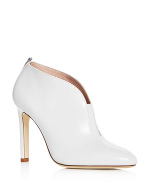Sjp by Sarah Jessica Parker Women's Trois Leather High Heel Booties