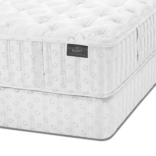 Kluft - Royal Sovereign Victory Collection California King Mattress & Box Spring Set - 100% Exclusive