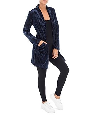 B Collection by Bobeau Jame Velvet Jacket