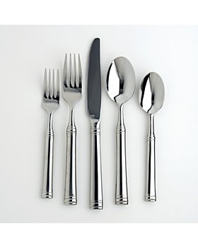 Cambridge Silversmiths - Cambridge Silversmiths Tuscany 20-Piece Flatware Set