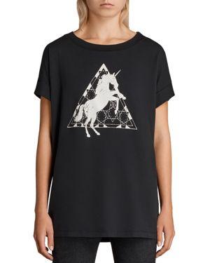 Allsaints Spectrum Imogen Boyfriend Shirt