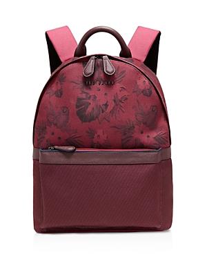 Ted Baker Braver Printed Backpack