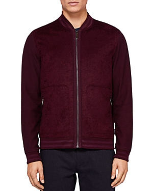 Ted Baker Curlay Textured Bomber