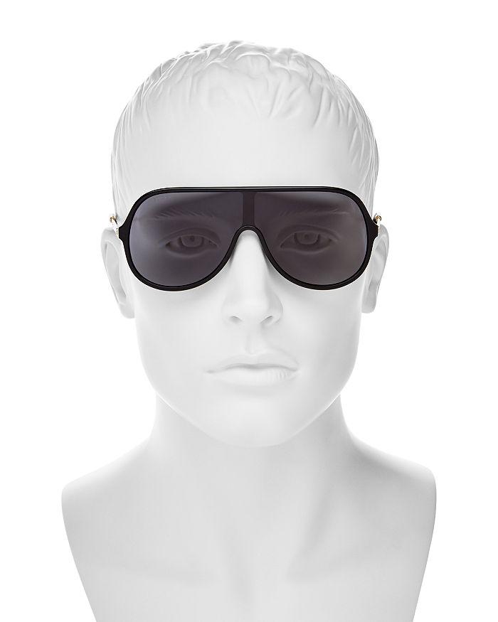 dd930cfb3de Gucci - Men s Vintage Web Oversized Shield Sunglasses