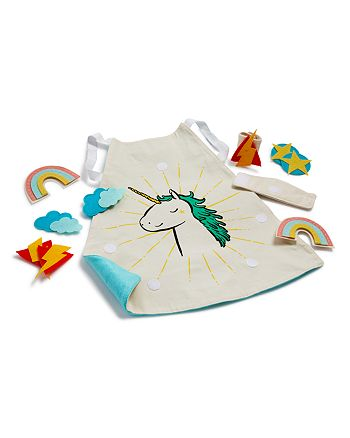 Seedling - Magical Superhero Unicorn Cape - Ages 2+