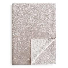 Oake Speckled Colorblock Throw - 100% Exclusive - Bloomingdale's Registry_0