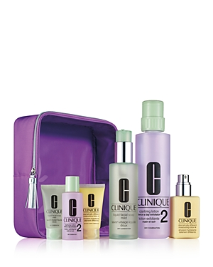 Clinique Great Skin Home & Away Gift Set for Dry/Combination Skin ($92 value)