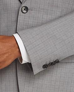 BOSS Hugo Boss - Johnstons/Lenon Regular Fit Micro Check Suit