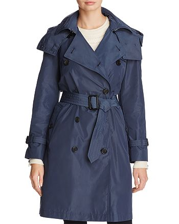 Burberry - Amberford Hooded Trench Coat - 100% Exclusive