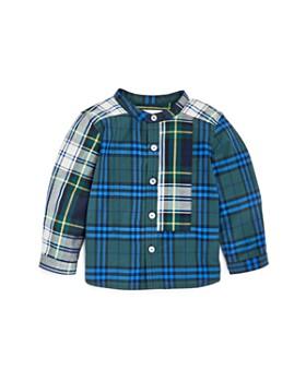 Burberry - Boys' Argus Mixed Plaid Shirt - Baby