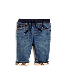 Burberry - Boys' Drawstring Jeans - Baby