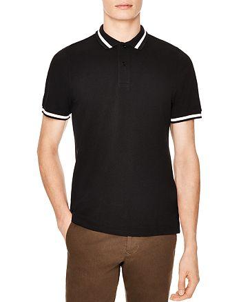 37a6da717 Sandro - Athletic Slim Fit Polo