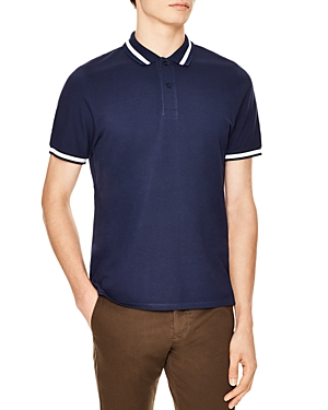 Sandro Athletic Slim Fit Polo