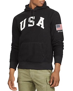 Polo Ralph Lauren Americana Hooded Sweatshirt