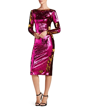 Dress the Population Emery Sequin Dress