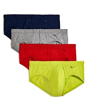 2(X)Ist Cotton Bikini Briefs, Pack of 4