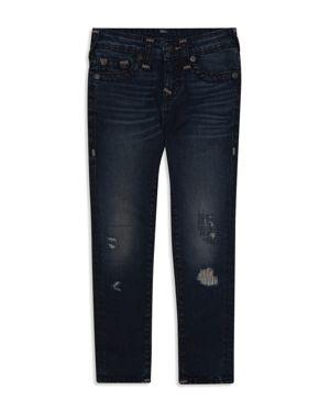 True Religion Boys' Dark-Wash Slim-Fit Jeans - Little Kid, Big Kid 2753407