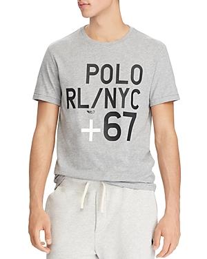 Polo Ralph Lauren Logo Slim Fit Short Sleeve Tee