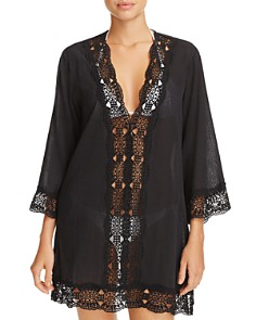 La Blanca - Island Fare Tunic Swim Cover-Up