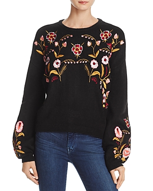 Guess Astrid Embroidered Sweater