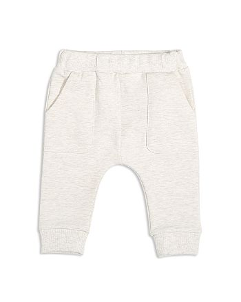 Miles Baby - Unisex Solid Jogger Pants - Baby