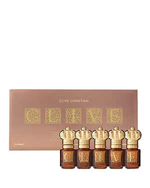 Clive Christian Private Collection Feminine Large Perfume Spray Traveller Gift Set