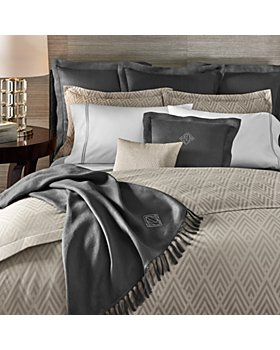 Ralph Lauren - Ralph Lauren Penthouse Gray Bedding Collection