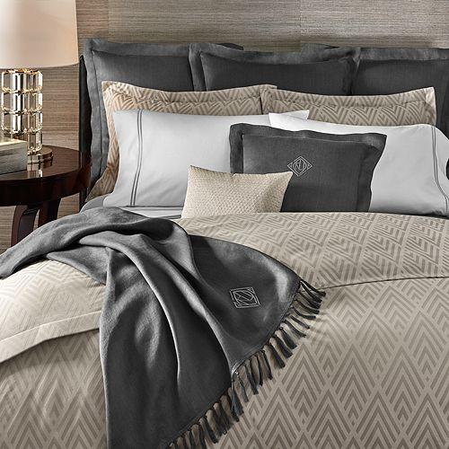 Ralph Lauren Gray Bedding Collection