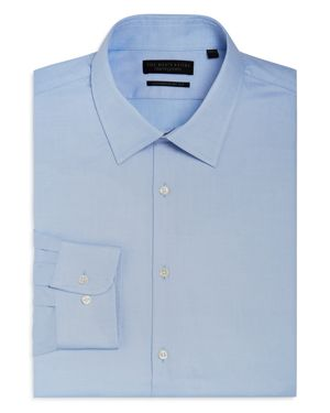 The Men's Store at Bloomingdale's Textured Solid Dress Shirt - Regular Fit - 100% Exclusive thumbnail