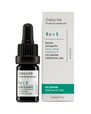 ODACITE Ba + S Baobab-Sarsaparilla Eye Contour Serum Concentrate