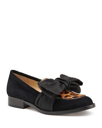 2dd8e3ddaa6 Botkier - Women s Violet Leather   Calf Hair Loafers