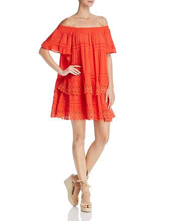 Muche et Muchette - Esmeral Off-the-Shoulder Dress