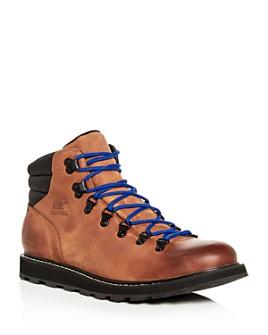 Sorel - Men's Madson Hiker Waterproof Leather Boots