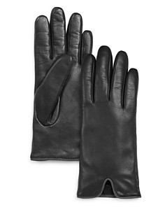 Fownes Leather Tech Gloves - Bloomingdale's_0