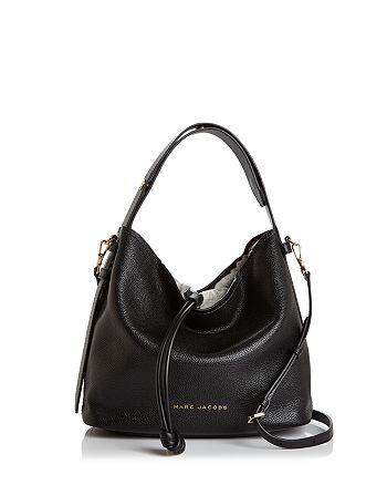 34513c2b2 MARC JACOBS Road Leather Hobo | Bloomingdale's