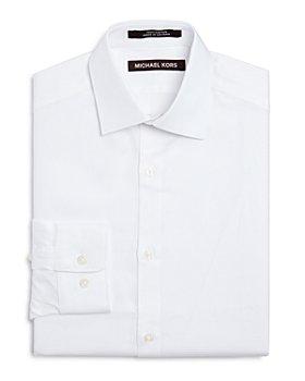 Michael Kors - Boys' Tonal Stripe Dress Shirt - Big Kid