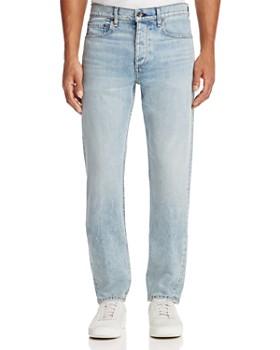 rag & bone - Fit 2 Slim Fit Jeans in Light Blue