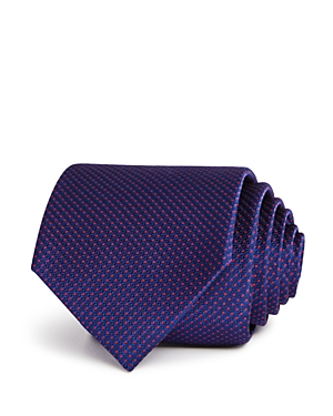 The Men's Store at Bloomingdale's Micro Dot Classic Tie - 100% Exclusive