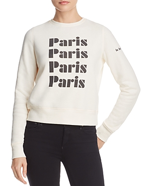 Rebecca Minkoff Paris Graphic Sweatshirt