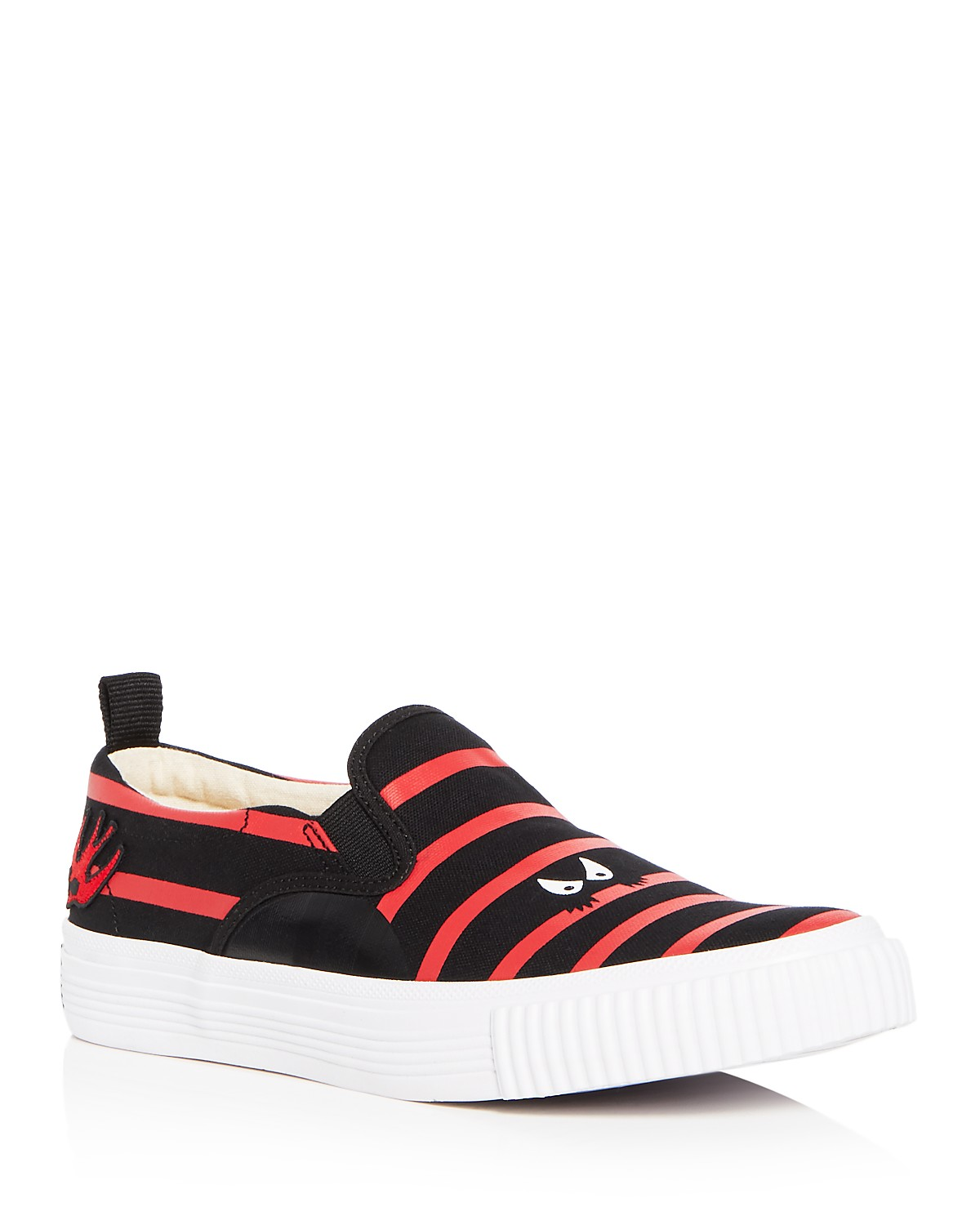 Official Outlet McQ Alexander McQueen Platform slip on sneakers sms 37738