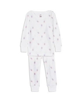 Aden and Anais - Girls' Feather Pajama Set - Baby