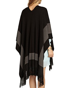 BCBGENERATION - Fringe-Trim Essential Poncho