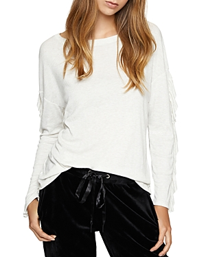 Sanctuary Leona Ruffle-Sleeve Tee