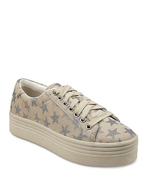 Marc Fisher Ltd. Women's Emmy5 Low Top Platform Sneakers