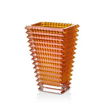 Baccarat - Small Amber Eye Vase
