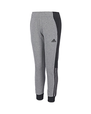Adidas Boys' Striped Jogger Pants - Little Kid
