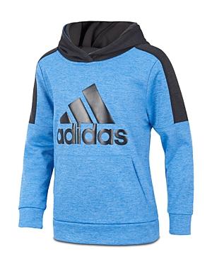 Adidas Boys' Fleece Logo Hoodie - Big Kid