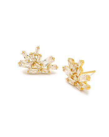 Gorjana - Amara Large Cluster Earrings