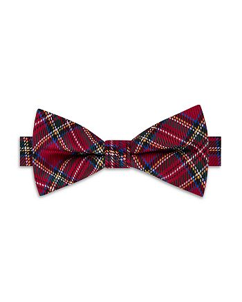 Bloomingdale's Boys - Boys' Plaid Bow Tie - 100% Exclusive