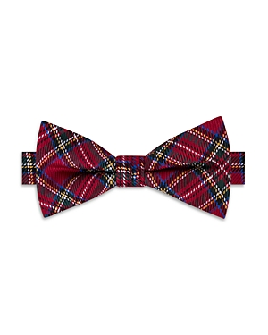 Bloomingdales Boys Boys Plaid Bow Tie  100 Exclusive